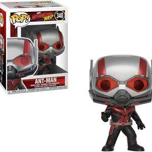 Funko Pop Ant-Man y la Avispa. Ant-Man