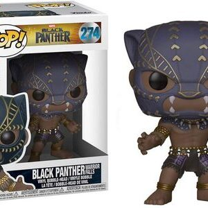 Funko Pop Black Panther Warrior Falls