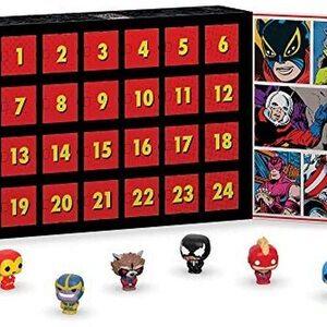Funko Pop Calendario de Adviento Marvel