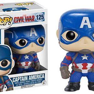 Funko Pop Capitan America Civil War