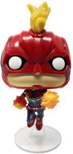 Funko Pop Capitana Marvel Volando