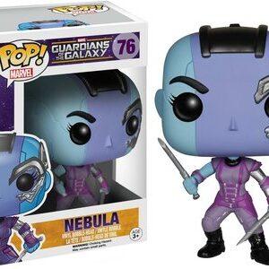 Funko Pop Guardianes de la Galaxia Nebula