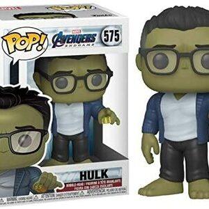 Funko Pop Hulk Endgame con taco