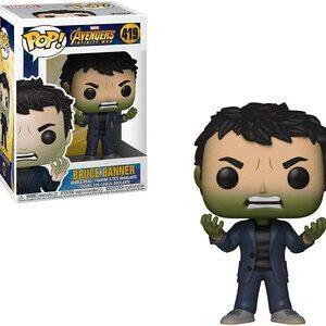 Funko Pop Hulk Infinity War Bruce Banner