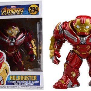 Funko Pop Hulk Infinity War Hulkbuster
