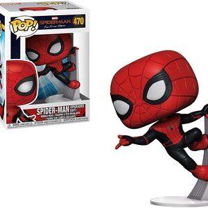 Funko Pop Spider-man Far From Home Traje Mejorado