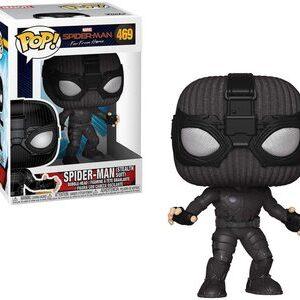 Funko Pop Spider-man Far From Home Traje Sigiloso