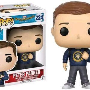 Funko Pop Spider-man Homecoming Peter Parker