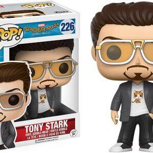 Funko Pop Spider-man Homecoming Tony Stark