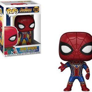 Funko Pop Spider-man Infinity War
