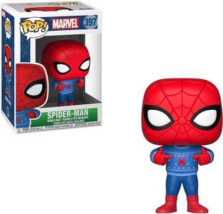 Funko Pop Spider-man Navidad