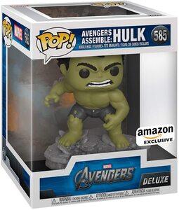 Funko Pop Vengadores Ensamblaje 2 de 6. Hulk