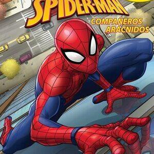 Libro-Juego de Spider-Man. Cuento, tapete y figuras