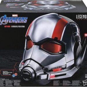 Marvel Legends Casco Electrónico Ant-Man