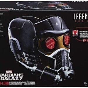 Marvel Legends Casco Electrónico Guardianes de la Galaxia
