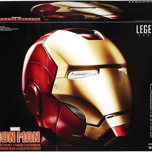 Marvel Legends Casco Electrónico Ironman