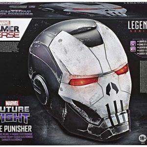 Marvel Legends Casco Electrónico war machine