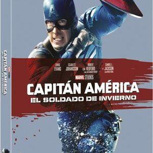 Marvel Studios. Capitan America, el Soldado de Invierno. Coleccionista