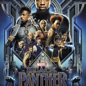 Marvel. Black Panther. La Novela