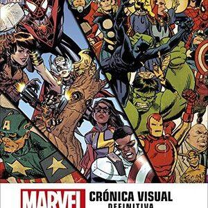 Marvel. Crónica Visual. Prologo de Stan Lee