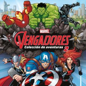 Marvel. Los Vengadores. Colección de aventuras 2