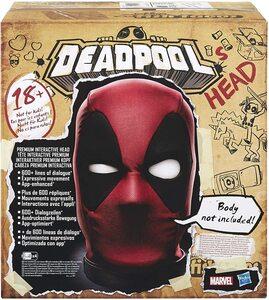 Máscara Electrónica Deadpool