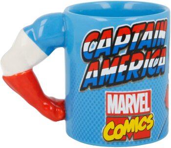Productos y Artículos de Marvel S1 Taza Brazo Capitan America