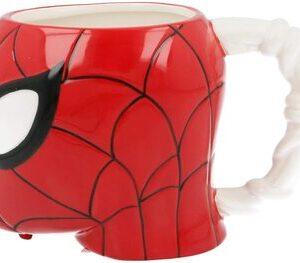 Productos y Artículos de Marvel S1 Taza Cabeza Spider-Man
