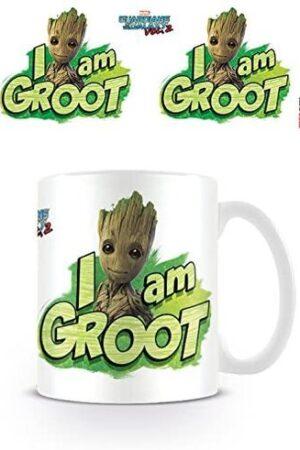 S3 Taza Marvel Groot