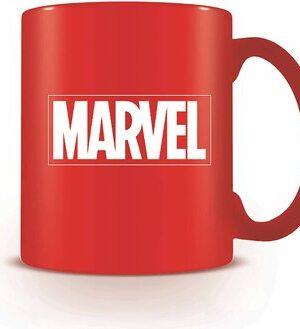 S3 Taza Marvel Logo Marvel