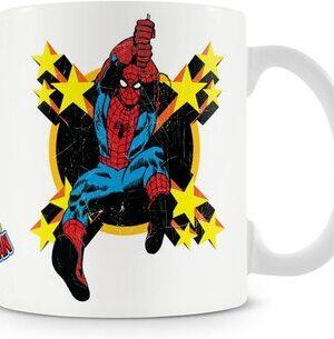 S3 Taza Marvel Vintage Amazing Spider-Man 2