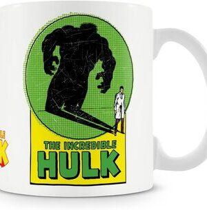 S3 Taza Marvel Vintage Bruce Banner-Hulk