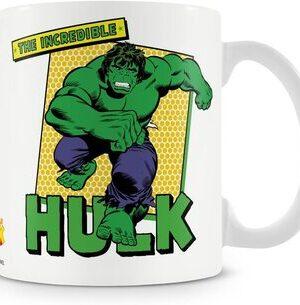 S3 Taza Marvel Vintage El Increible Hulk