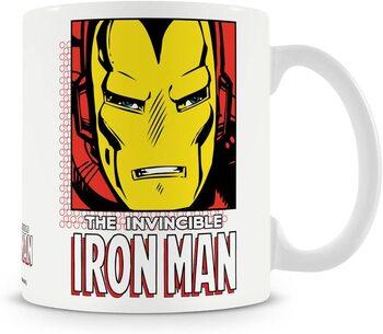 S3 Taza Marvel Vintage Ironman