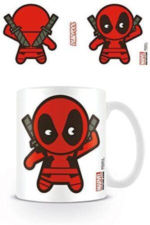 S4 Taza Deadpool
