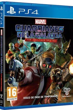 Videojuego Guardianes de la Galaxia PS4