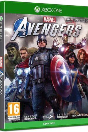 Videojuego Marvel Avengers XBOX