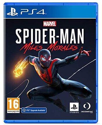 Videojuego Spider-Man, Miles Morales PS4
