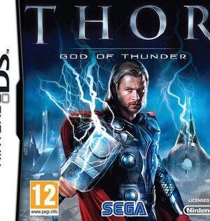 Videojuego Thor, God of Thunder. Nintendo DS