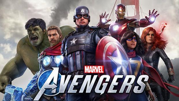 El gran sitio de Los Vengadores de Marvel. Videojuegos marvel avengers