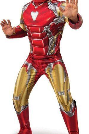 Adulto Disfraz de Ironman Vengadores