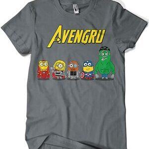 Camiseta Avengers Avengru