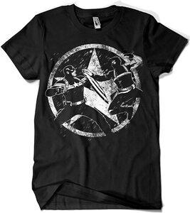 Camiseta Capitán América Face Off (La Colmena)