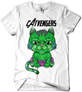 Camiseta Catvengers Hulk (La Colmena)