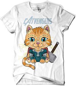 Camiseta Catvengers Thor (La Colmena)