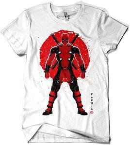 Camiseta Deadpool Sun (La Colmena)