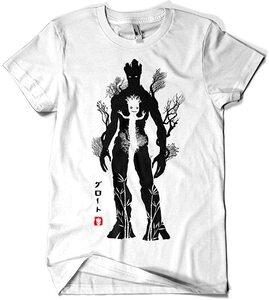 Camiseta Groot Baby Groot (La Colmena)