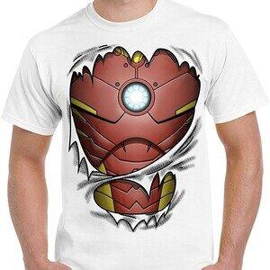 Camiseta Ironman Billionaire Uniform (La Colmena)