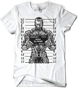 Camiseta Ironman Genius Billionaire (La Colmena)