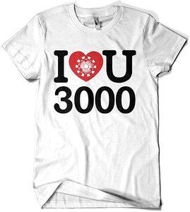 Camiseta Ironman ILoveU3000 (La Colmena)